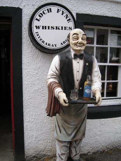 Whisky Shop, Inverary, Scotland, 2012--Photographic Print