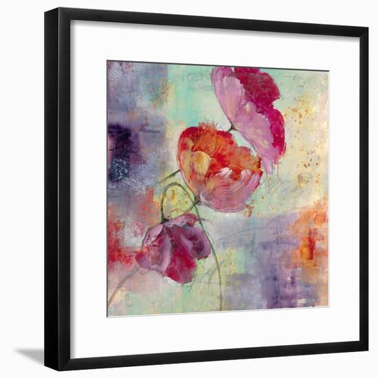 Whisper III-Stiles-Framed Giclee Print