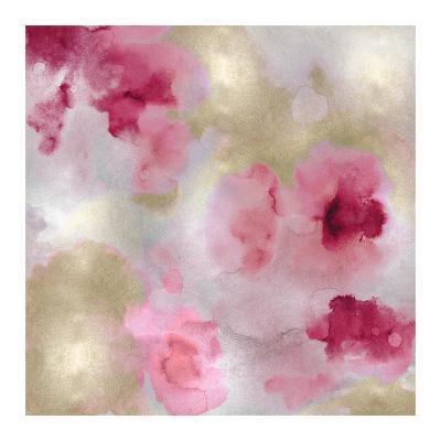 Whisper in Blush I-Lauren Mitchell-Giclee Print