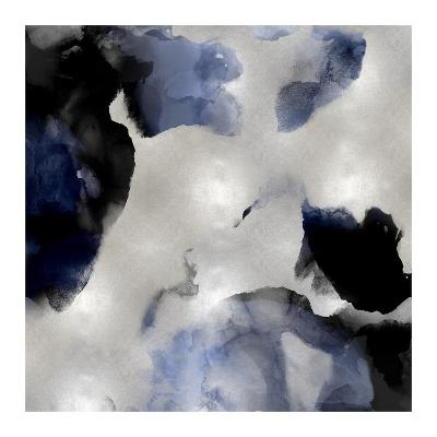 Whisper in Indigo II-Lauren Mitchell-Giclee Print