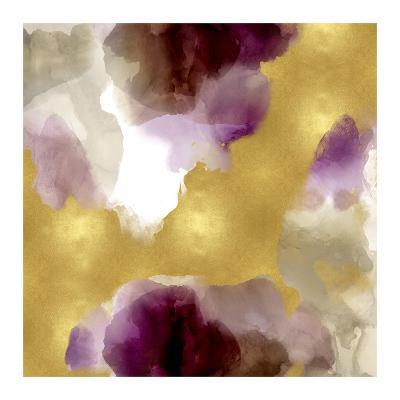Whisper in Plum-Lauren Mitchell-Giclee Print