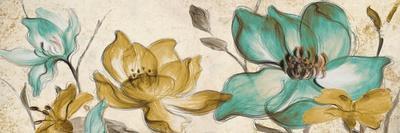 Whisper of Teal Panel II-Lanie Loreth-Premium Giclee Print