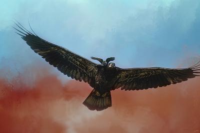 Whisper of the Eagle Rider-Jai Johnson-Giclee Print
