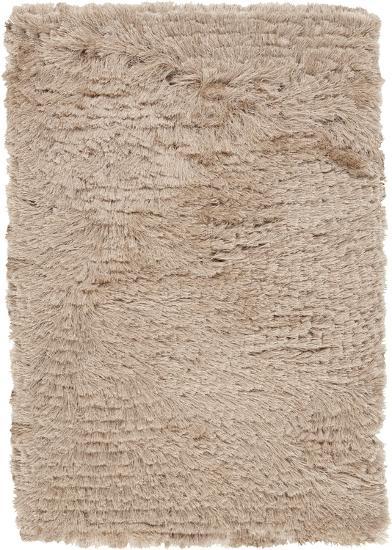 Whisper Plush Shag Rug - Beige  2' x 3'--Home Accessories