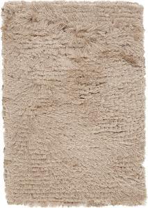 Whisper Plush Shag Rug - Beige  2' x 3'