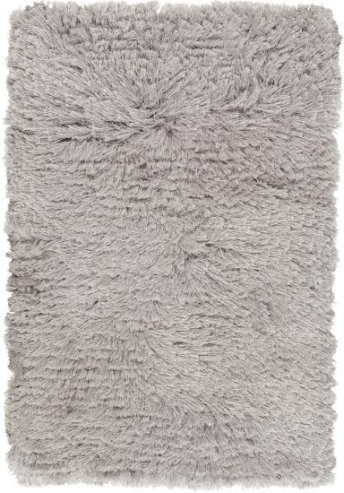 Whisper Plush Shag Rug - Light Gray 5' x 8' *--Home Accessories