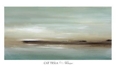 Whisper-Cat Tesla-Art Print