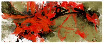 Whisper-Doris Savard-Art Print