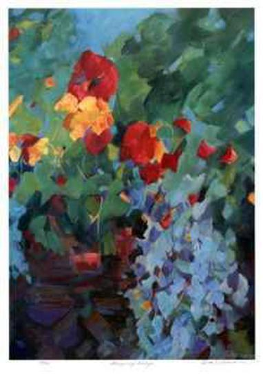Whispering Foliage-Zora Buchanan-Limited Edition
