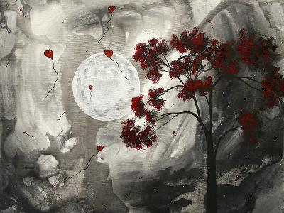 Whispering To The Moon-Megan Aroon Duncanson-Art Print