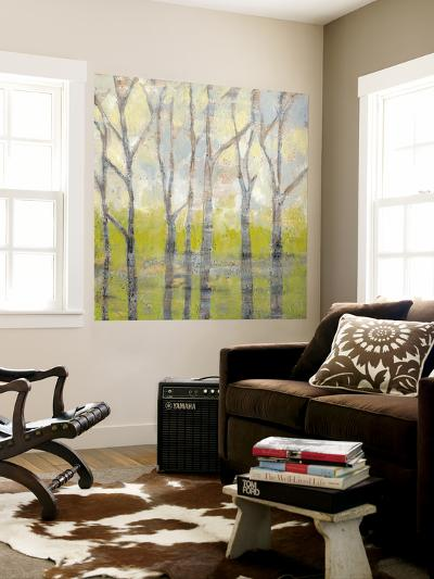 Whispering Treeline I-Jennifer Goldberger-Wall Mural