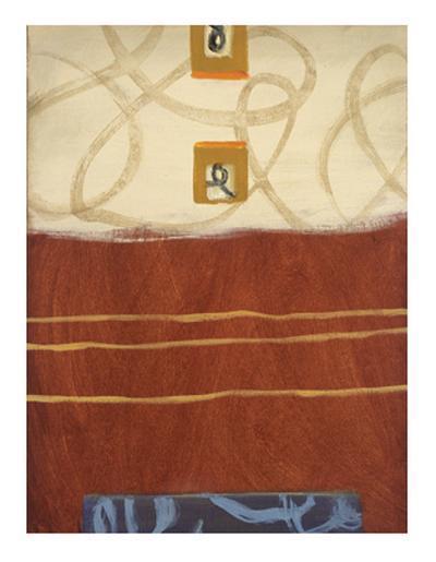 Whispers of Abundance I-Gretchen Hess-Giclee Print