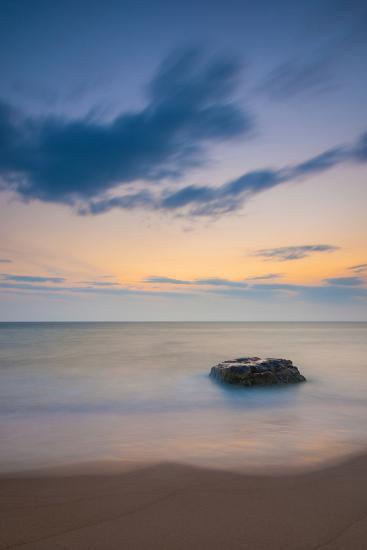 Whistling Sands Beach, Porthor, Llyn Peninsula, Gwynedd, Wales, United Kingdom, Europe-Alan Copson-Photographic Print