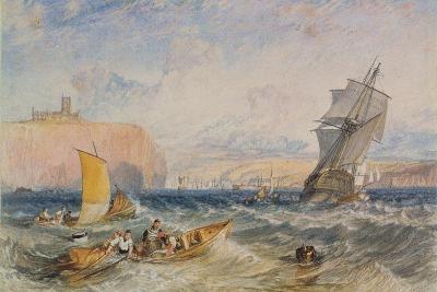 Whitby, 1824-J^ M^ W^ Turner-Giclee Print