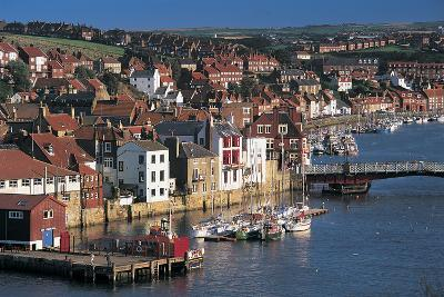 Whitby, North Yorkshire, UK-Peter Adams-Photographic Print