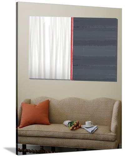 White and Gray-NaxArt-Loft Art