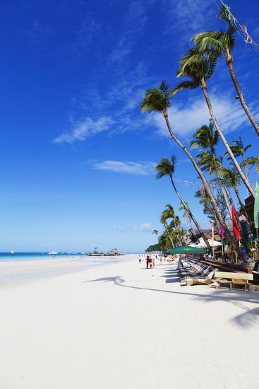 White Beach, Boracay Island, the Visayas, Philippines, Southeast Asia-Christian-Photographic Print