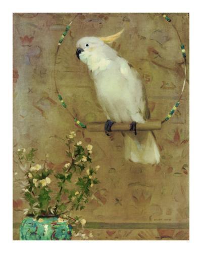 White Bird-William Hunter-Art Print