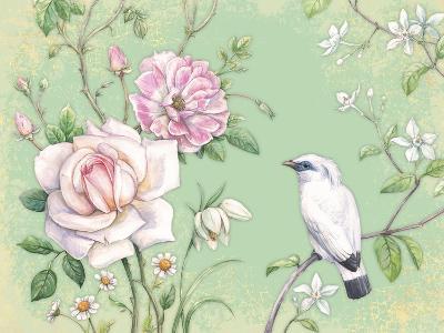 White Bird-Maria Rytova-Giclee Print
