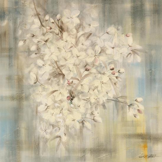 White Cherry Blossom I-li bo-Giclee Print