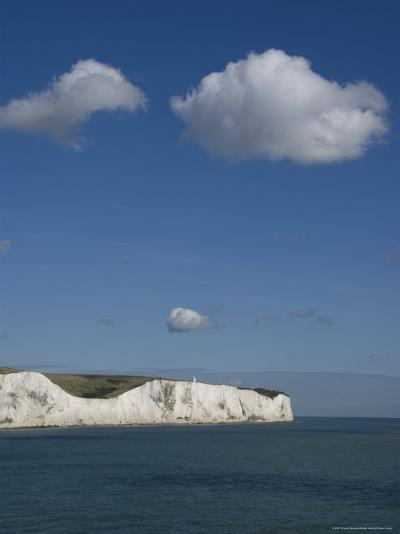 White Cliffs of Dover, Dover, Kent, England, United Kingdom-Charles Bowman-Photographic Print