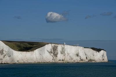 White Cliffs Of Dover England II-Charles Bowman-Photographic Print