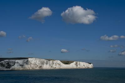 White Cliffs Of Dover England-Charles Bowman-Photographic Print
