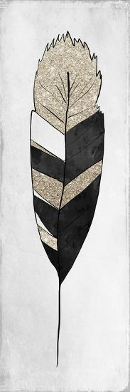 White Feathered 2-Kimberly Allen-Art Print