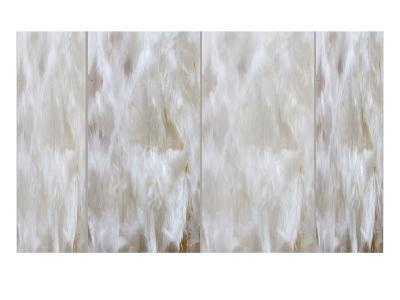 White Feathers-Judy Tuwaletstiwa-Premium Giclee Print
