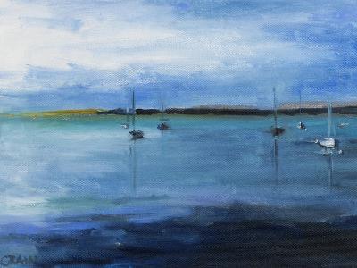 White Fish Bay-Curt Crain-Art Print