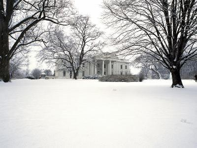 White House Presidential Mansion-Carol Highsmith-Photo