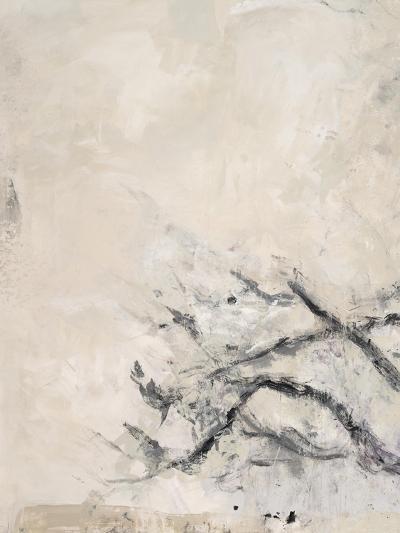 White Jacquard-Jodi Maas-Giclee Print