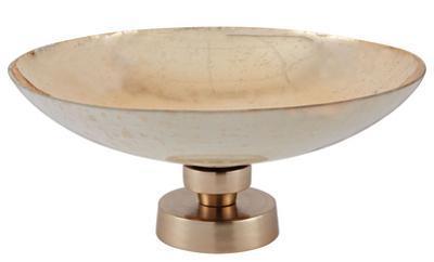 White Mercury Bowl