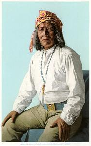 White Mountain Apache Government Scout