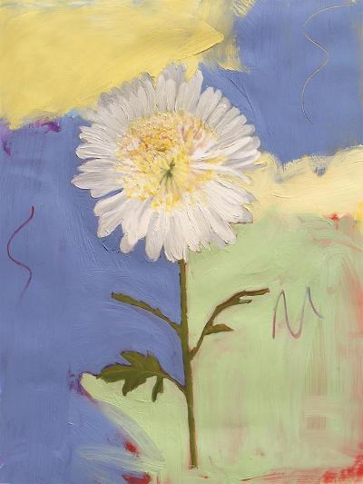 White Mum-Peggy Brown-Giclee Print