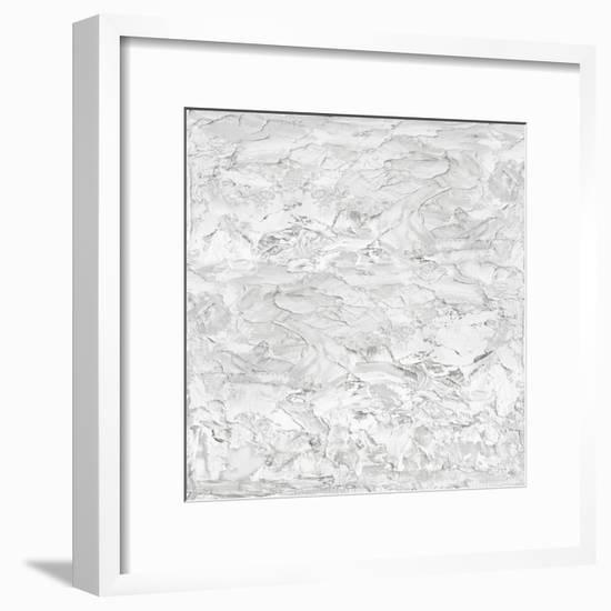 White on White I-Sofia Gordon-Framed Giclee Print