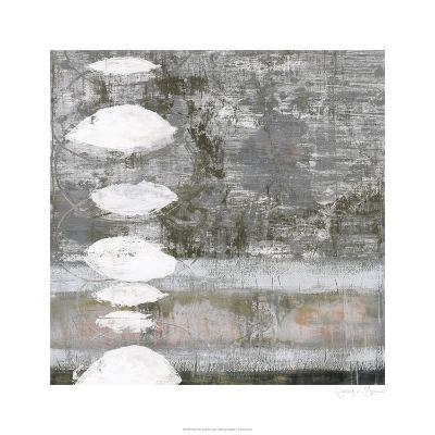 White Orbs II-Jennifer Goldberger-Limited Edition