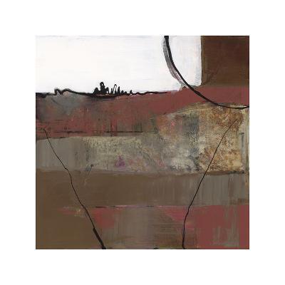 White Resonance II-Leslie Bernsen-Giclee Print