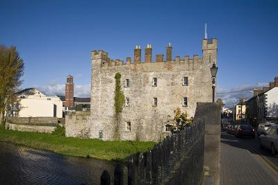 White's Castle,Bridge over the River Barrow,Athy, Co Kildare, Ireland--Photographic Print