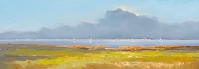White Sails-Jan Groenhart-Art Print