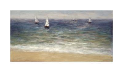 White Sails-John Young-Giclee Print