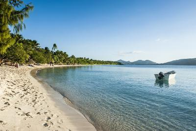 White Sand Beach, Oarsman Bay, Yasawa, Fiji, South Pacific-Michael Runkel-Photographic Print