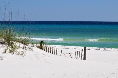 White Sand Beach-Corey Chestnut-Photographic Print