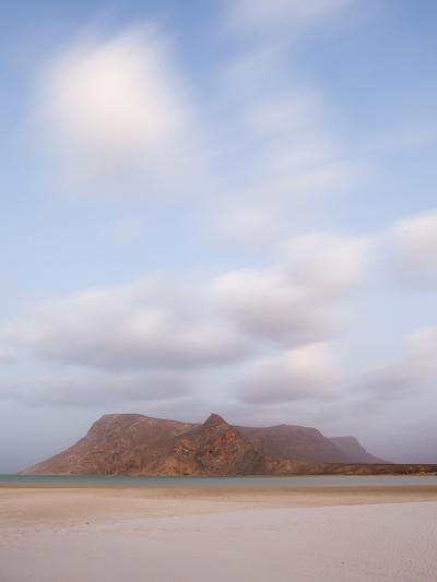 White Sand Beaches Stretch for Miles at Detwah Lagoon-Michael Melford-Photographic Print