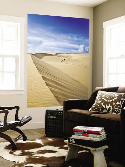 White Sand Dunes-Kimberley Coole-Wall Mural