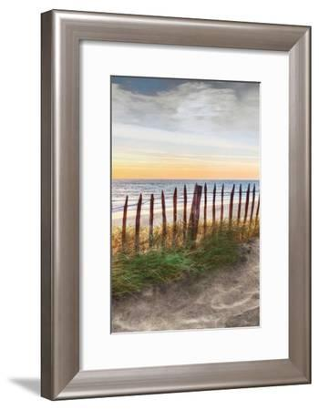 White Sands at Sunset II-Celebrate Life Gallery-Framed Art Print