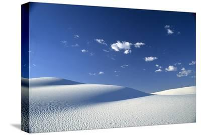 White Sands National Monument, New Mexico-Tim Fitzharris-Stretched Canvas Print