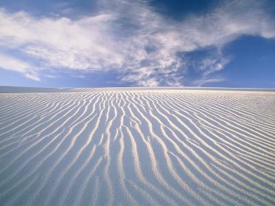 White Sands National Monument-Frank Lukasseck-Photographic Print