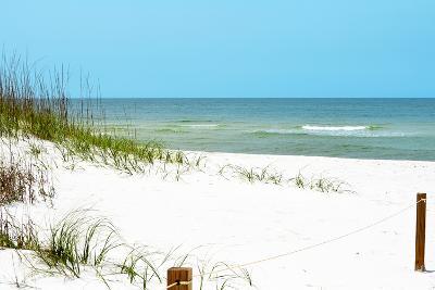 White Sandy Beach II-Gail Peck-Photographic Print