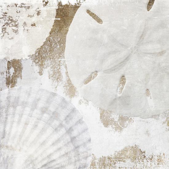White Shells I-Irena Orlov-Art Print